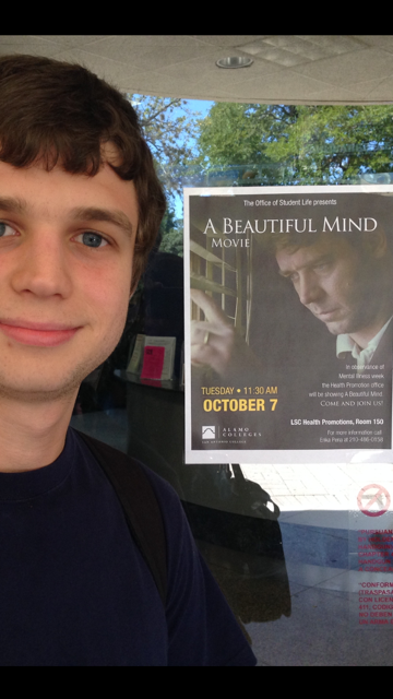 beautiful mind essay movie A beautiful mind film analysis this movie is based on the true story of the brilliant mathematician john forbes nash jr he made remarkable advancements in.