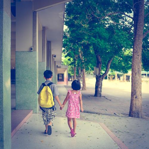 childhood, siblings, friends