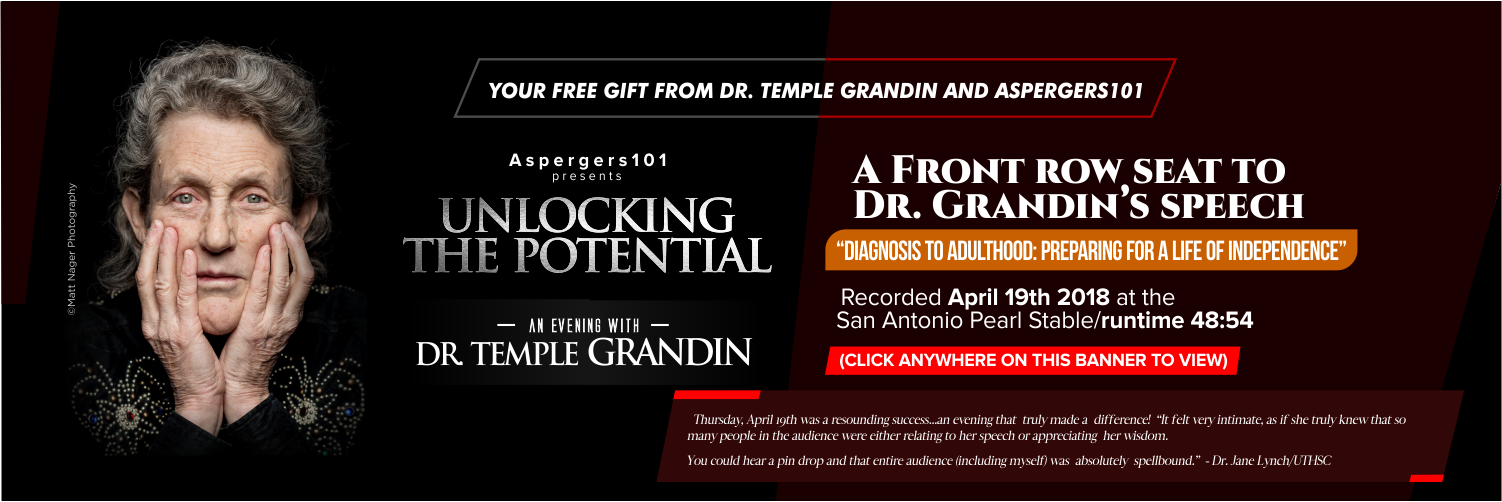 temple grandin autism a different way of And now, finally, i was on my way to fort collins, in colorado, to see temple grandin, one of the most remarkable autistic people of all: in spite of her autism, she holds a phd in animal.